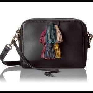Rebecca Minkoff Multi-colored PomPom Crossbody Bag